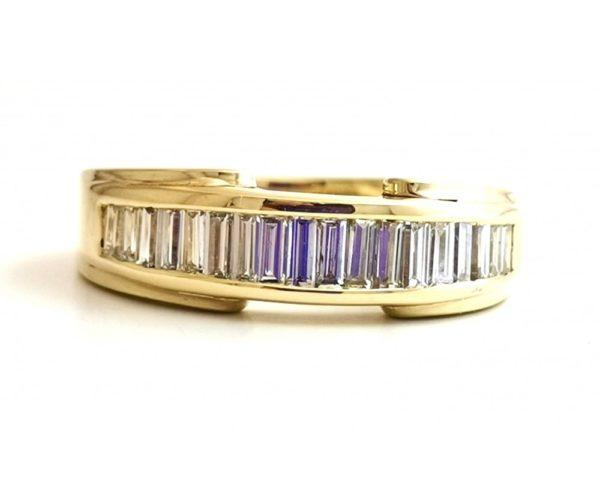 Herre diamantring GG1788