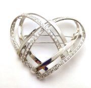 Diamant brosje GG1153